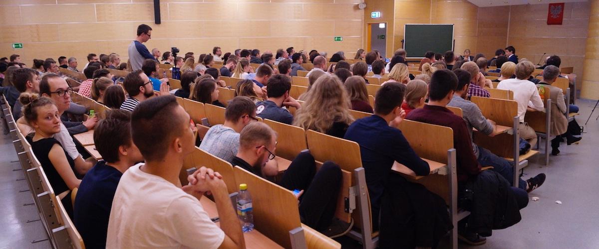 Udział prawnika Bartosza Sokoła z Kancelarii MARCIN KUBICZEK w debacie na Wydziale Prawa i Administracji Uniwersytetu Śląskiego