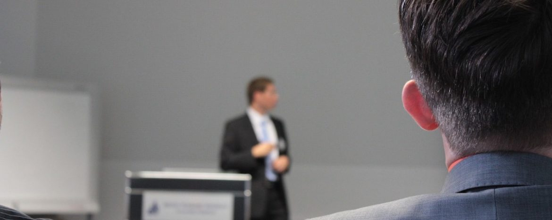 Wykład dor. restr. Marcina Kubiczka podczas III Zjazdu Stowarzyszenia Sędziów Upadłościowych i Restrukturyzacyjnych